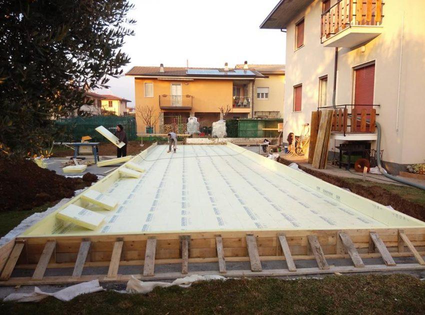 Soprema le lastre termoisolanti per i professionisti for Progettazione passiva della cabina solare