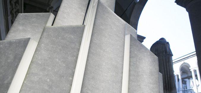 White in the city: Oikos colora di bianco la Milano Design Week