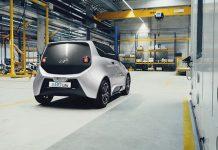 La concept car Oasis