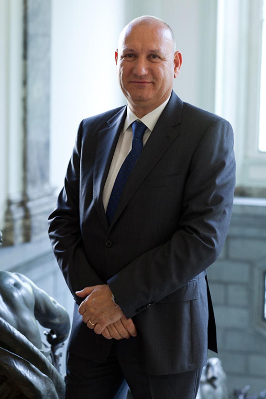 Giovanni Paolino, Presidente Avedisco