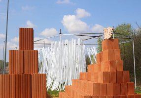 Wienerberger, il laterizio si fa opera d'arte alla Milano Design Week