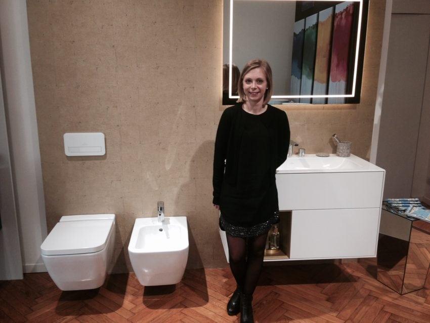 Martina Balatti, Responsabile Marketing Villeroy&Boch