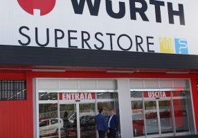 Termoidraulico ed elettrico, apre a Pero il superstore Würth