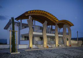 Recupero edilizio: BigMat trasforma un casolare in residenza di pregio