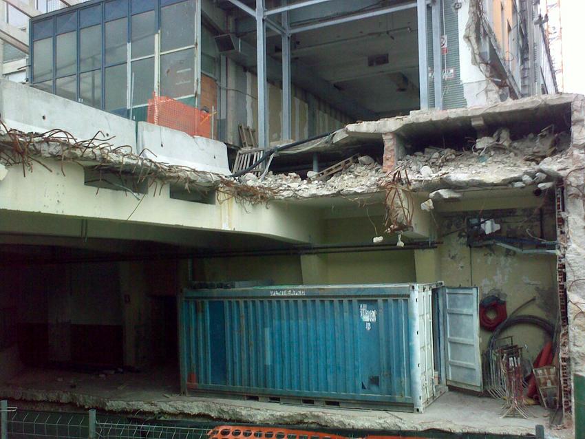 Demolizione e ristrutturazione