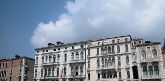 La sede della Regione Veneto, a Venezia
