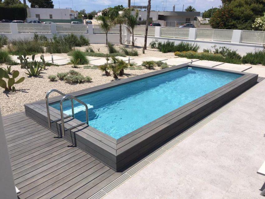 Piscine laghetto perch la dolce vita in piscina for Perche nettoyage piscine