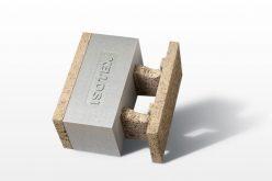 Nuovo blocco Isotex con inserto Basf-Neopor ad alte prestazioni