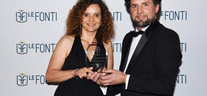 A Fibre Net il premio Le Fonti