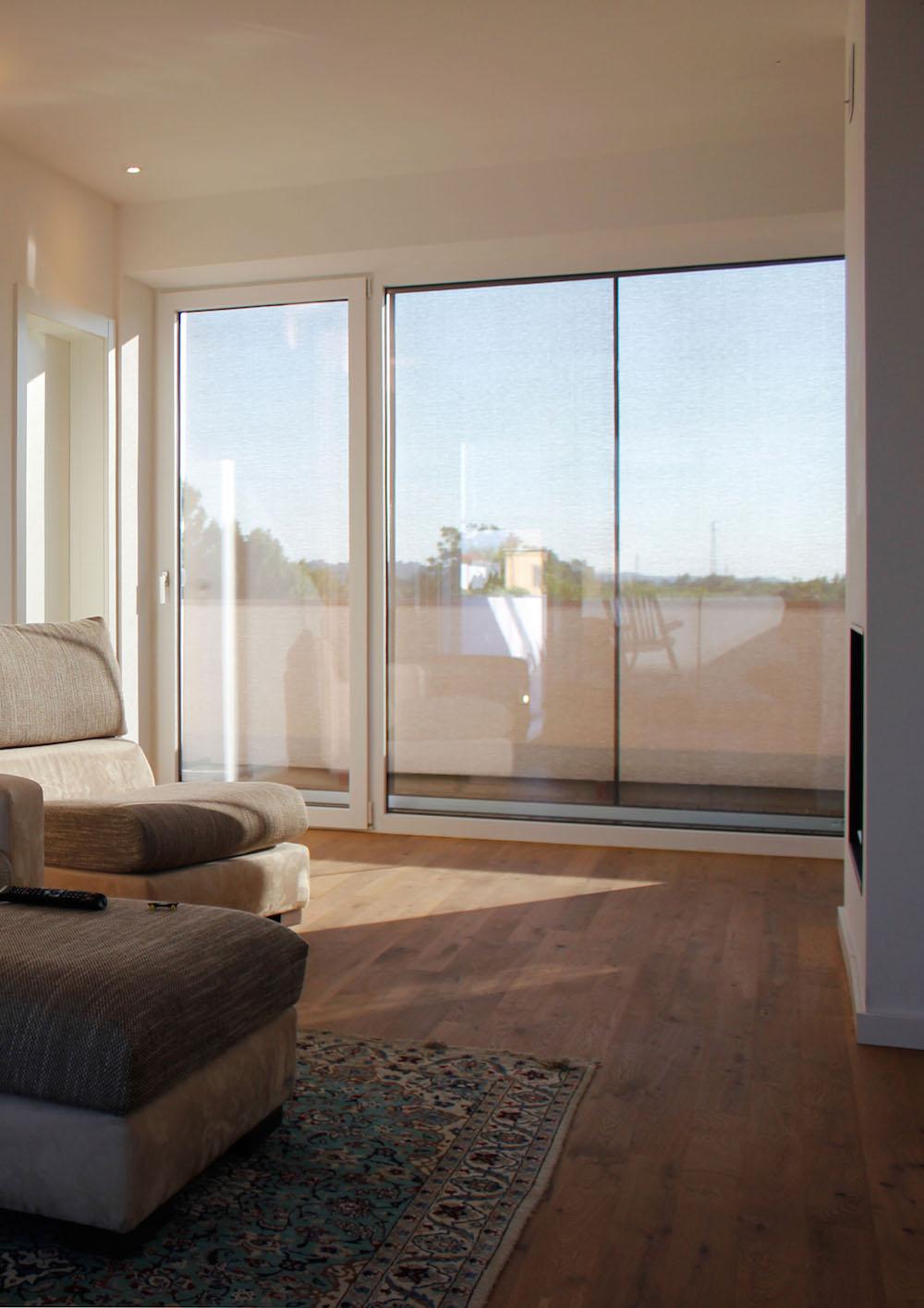 Isolamento termico ed acustico con le finestre internorm - Finestre isolamento acustico ...