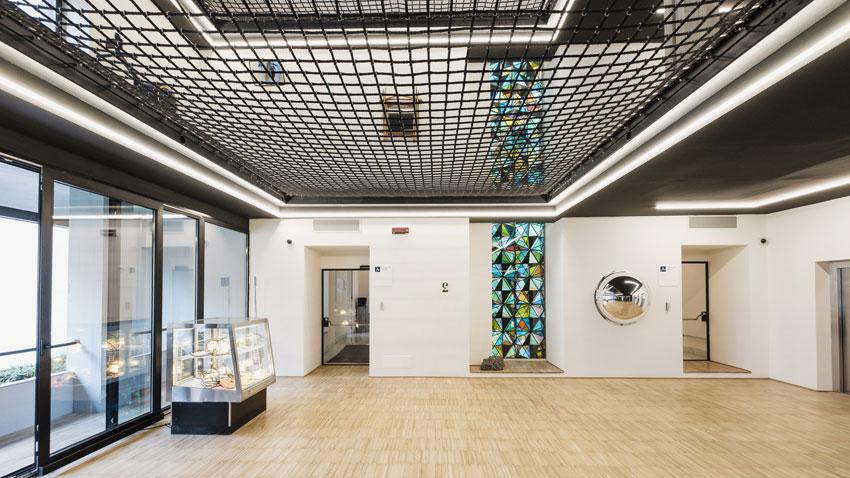 La Fondazione Agnelli, edificio intelligente con sistema Siemens