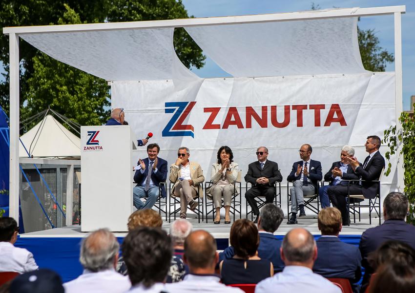 Inaugurazione della sede di Cervignano della Zanutta