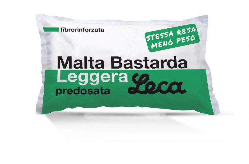 Sacco predosato Malta Bastarda, Leca