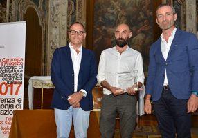 A Cotto d'Este il premio La Ceramica e il Progetto 2017