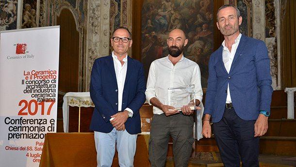 Cotto d'Este vince il concorso La Ceramica e il Progetto 2017