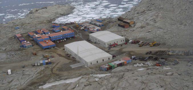 Isolmant porta l'isolamento acustico anche al Polo Sud