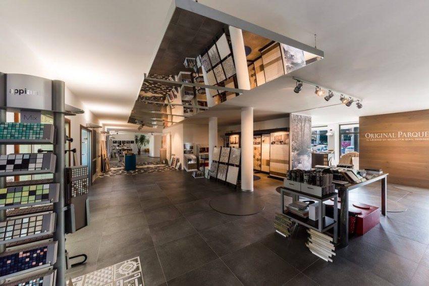 Bergamo Ceramiche showroom