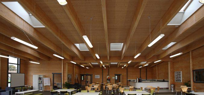 Fakro porta la luce nelle scuole inglesi