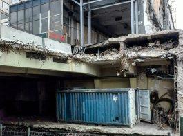 Edificio fatiscente