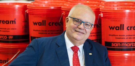 Federico Geremia, direttore generale e presidente di San Marco Group