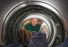 Lavatrice interno