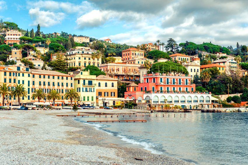 Uno scorcio di Santa Margherita Ligure (Ge)