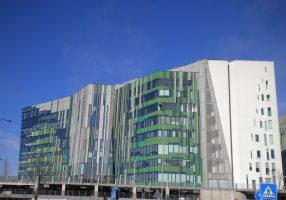 Gli uffici ecosostenibili di Assago certificati Leed Gold