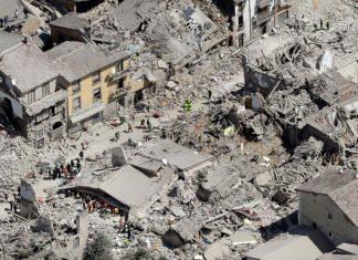 Il terremoto ad Amatrice