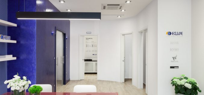 Nuovo showroom Eclisse a Pescara