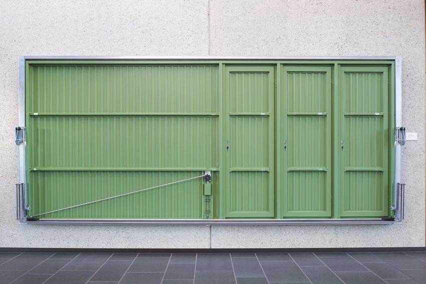 """Questa particolare opera, intitolata """"GGG 33803"""", si trova oggi nel Forum Hörmann della sede aziendale di Steinhagen, in Germania."""