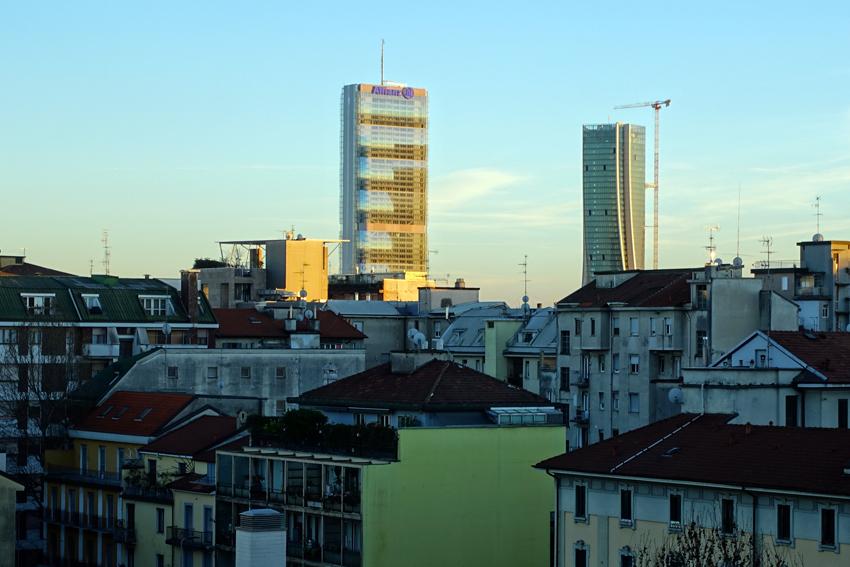 Milano, tra vecchio e nuovo