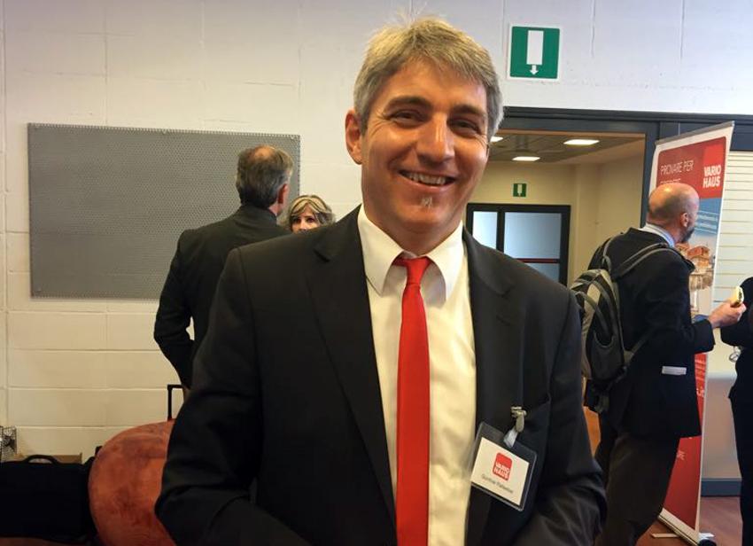 Günther Pallweber, amministratore delegato di Vario Haus