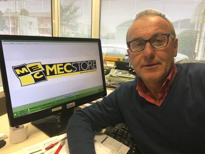 Lorenzo Flebus, nuovo presidente MecStore