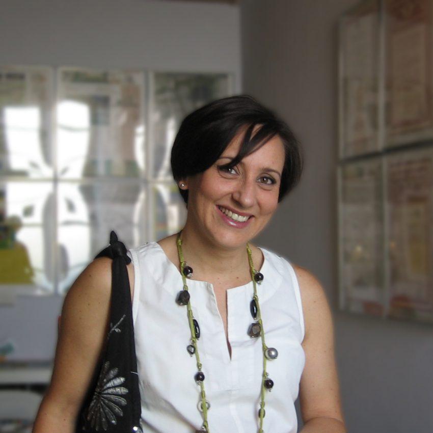 L'architetto Giulia Bertolucci