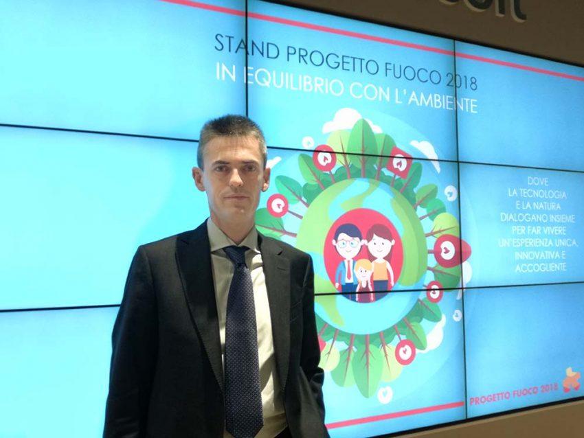 Marco Palazzetti, amministratore delegato Gruppo Palazzetti