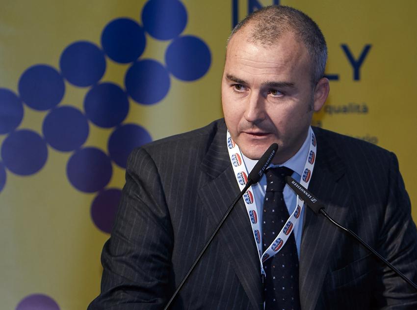 Paolo Pastorino, presidente di Assobagno