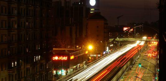 Milano, notte