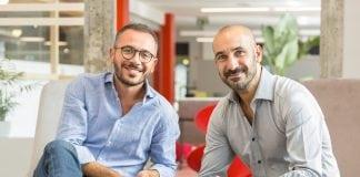 Valerio Fonseca e William Maggio