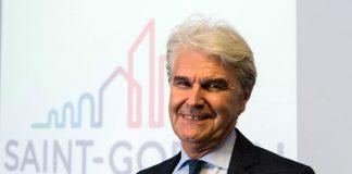 Gianni Scotti, presidente e amministratore delegato di Saint-Gobain in Italia