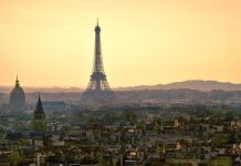 Parigi skyline