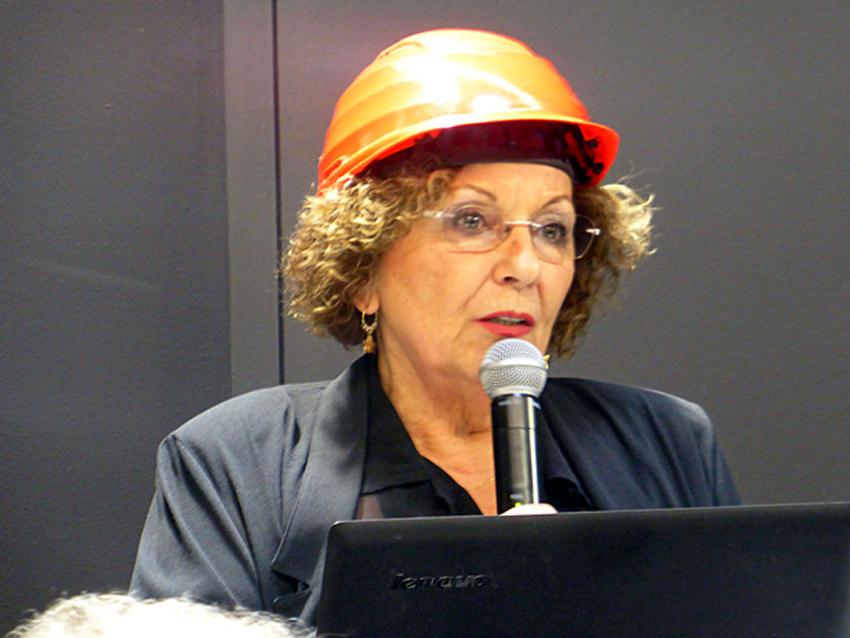 Laura Michelini, presidente di Anfit e Caseitaly