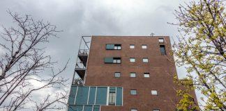 Milano, edificio residenziale