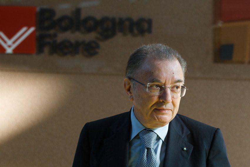 Giorgio Squinzi, presidente di Mapei