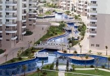 Bangalore, quartiere chiamato Purva Venice