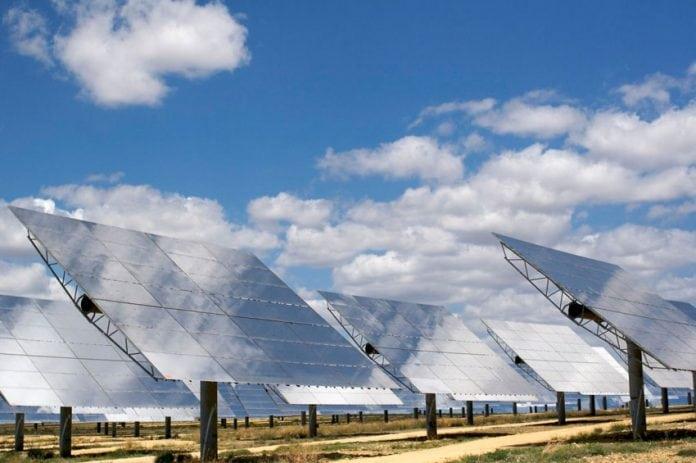 Un impianto Concentrated Solar Power