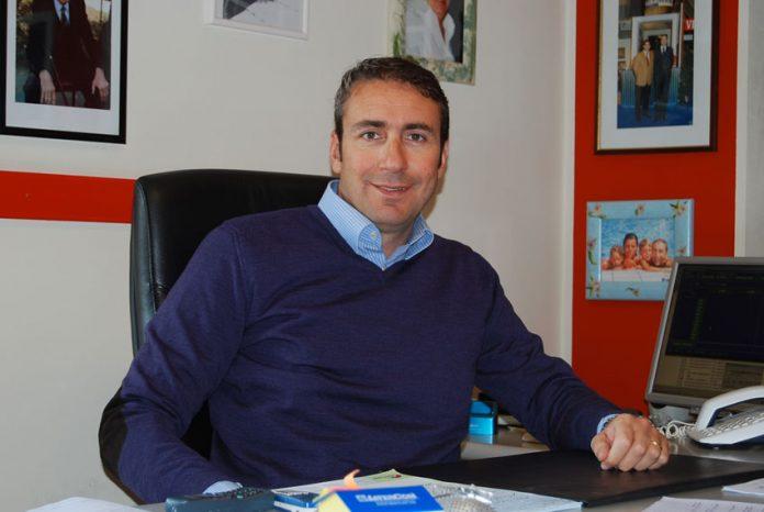 Stefano Colombino, presidente di Deus