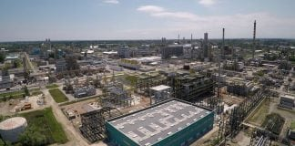 Versalis, impianto di produzione di elastomeri