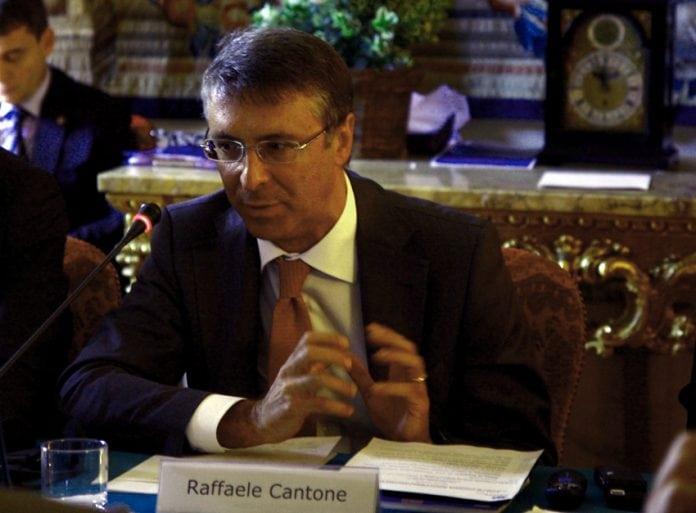 Raffaele Cantone