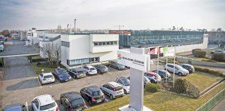 La sede di SchlegelGiesse a Budrio (Bologna)