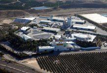 Lo stabilimento a Vera, in Andalusia